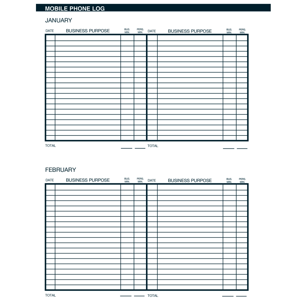 monthly calendar planner 2 year expense log and memo pages black 6 7